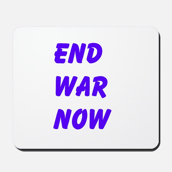 End War Now Mousepad