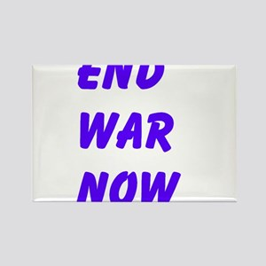 End War Now Magnets