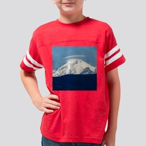 mtbaker01_tile Youth Football Shirt