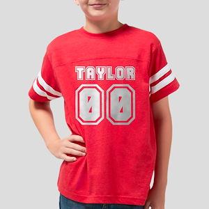 TAYLOR00T Youth Football Shirt