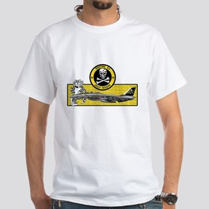 VF-84 Jolly Rogers White T-Shirt