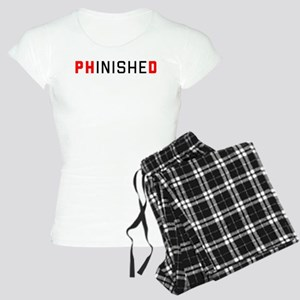 PhinisheD Women's Light Pajamas