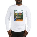 New Orleans Themed Long Sleeve T-Shirt