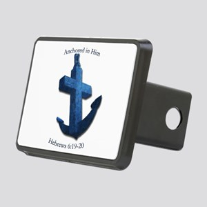 Anchored In Him Hitch Cover