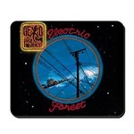 Electric Forest Mousepad