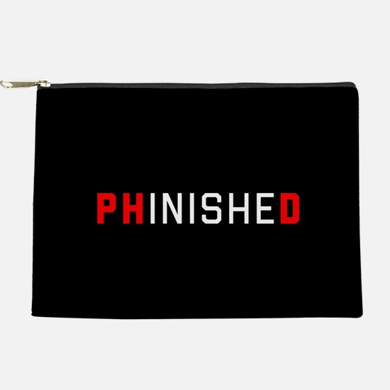 PhinisheD Makeup Pouch