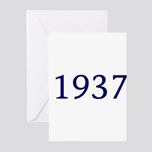 1937 Greeting Cards (Pk of 10)