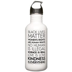 #kindnessiseverything Stainless Water Bottle 1.0l