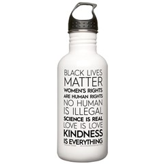 #kindnessiseverything Water Bottle