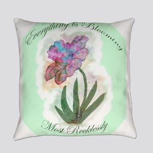 Everything Is Blooming Jonquil Everyday Pillow