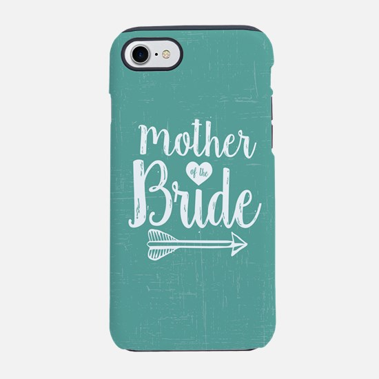 Mother Bride iPhone 7 Tough Case