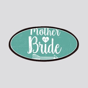 Mother Bride Patch