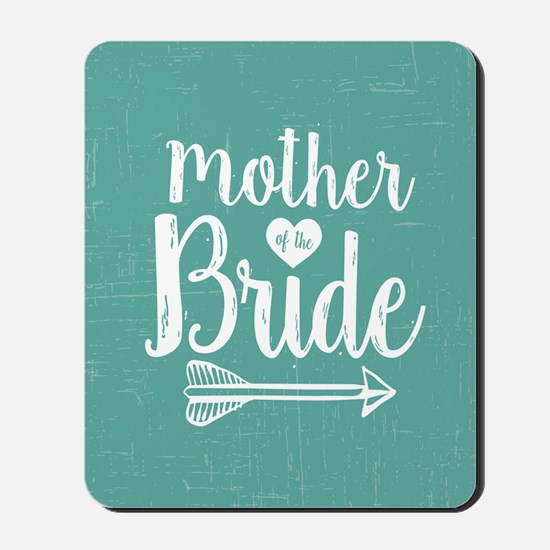 Mother Bride Mousepad