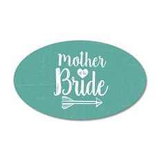 Mother Bride Wall Decal