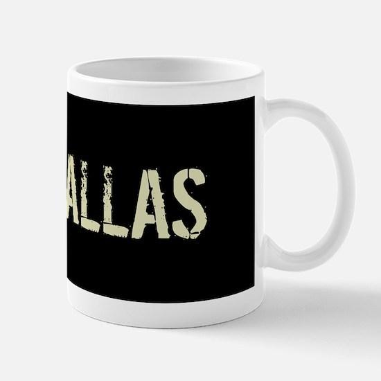 Black Flag: Dallas Mug