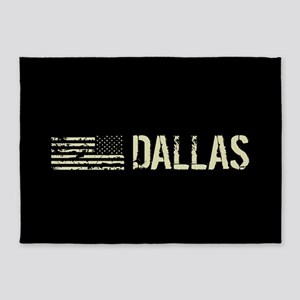 Black Flag: Dallas 5'x7'Area Rug