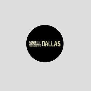 Black Flag: Dallas Mini Button