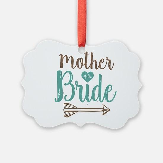 Mother Bride Ornament