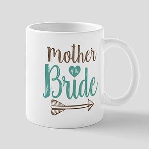 Mother Bride 11 oz Ceramic Mug
