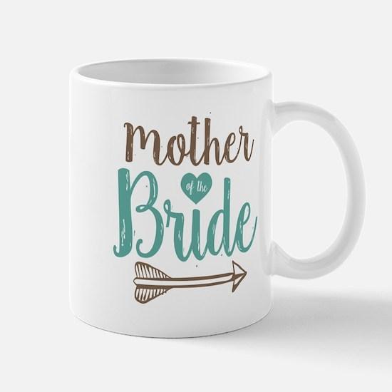 Mother Bride Mug