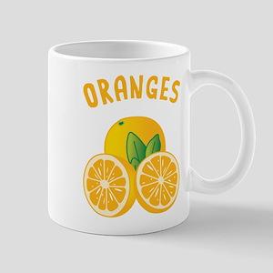 Oranges Mugs