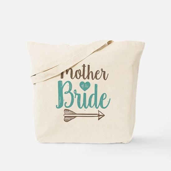 Mother Bride Tote Bag