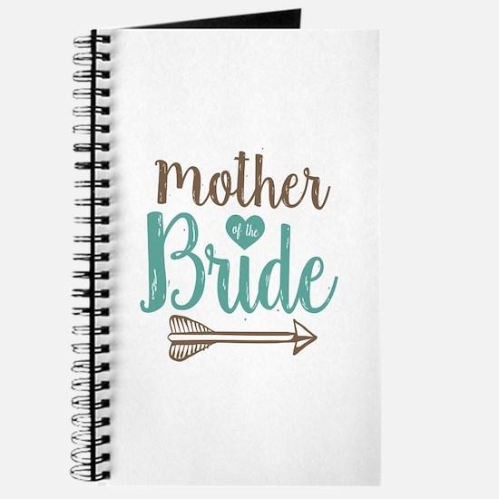 Mother Bride Journal