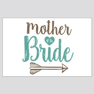 Mother Bride Large Poster