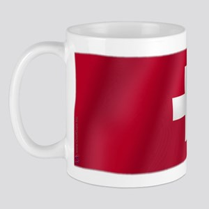 Pure Flag of Switzerland Mug