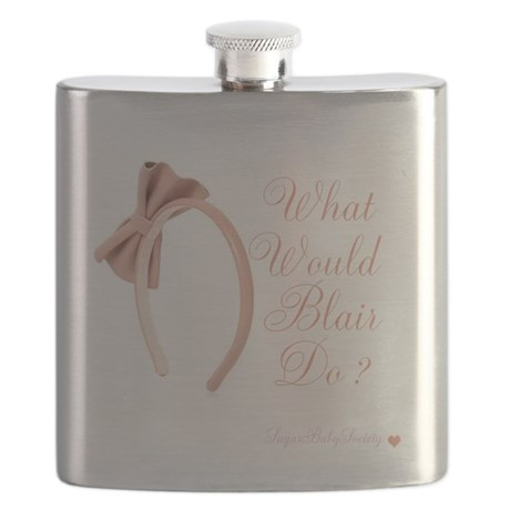 What would Blair do? Flask