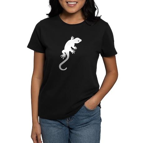 Gecko Icon Women's Dark T-Shirt
