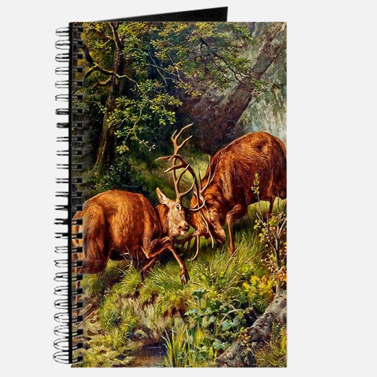 Elk Rut Journal