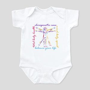 Chiro Balance Infant Bodysuit