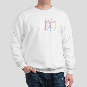 Chiro Balance Sweatshirt
