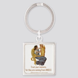 Angels Whispering Keychains