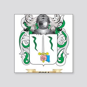 Ode Coat of Arms (Family Crest) Sticker