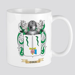 Ode Coat of Arms (Family Crest) Mugs