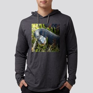 Snake Mens Hooded Shirt