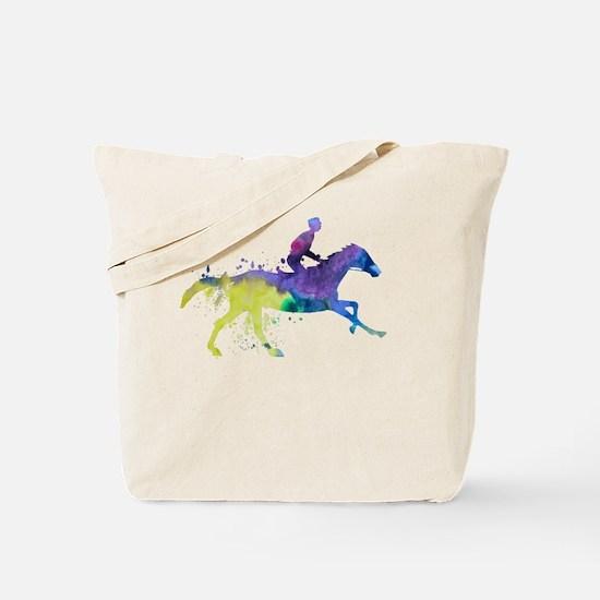 Cute Horse themed women Tote Bag