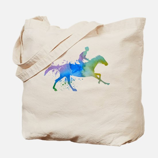 Cool Horse themed women Tote Bag