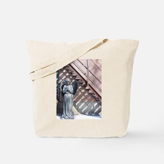 Angel of Hope --  Tote Bag