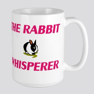 The Rabbit Whisperer Mugs