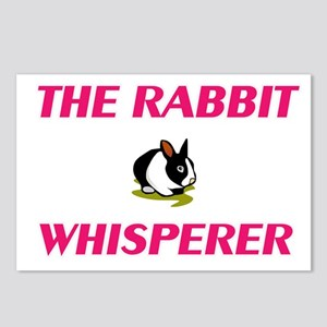 The Rabbit Whisperer Postcards (Package of 8)