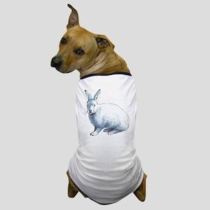 Arctic Snow Hare Dog T-Shirt