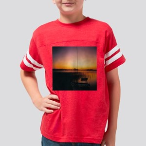 Sunset Youth Football Shirt
