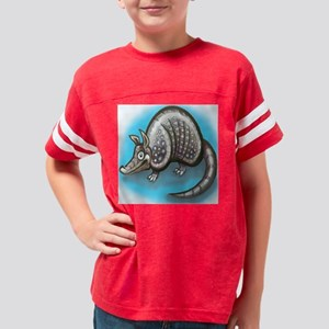 Dillo Youth Football Shirt