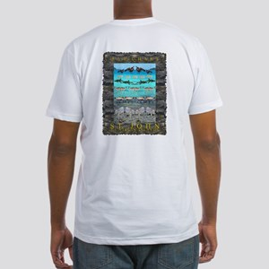 St. John Island Fitted T-Shirt