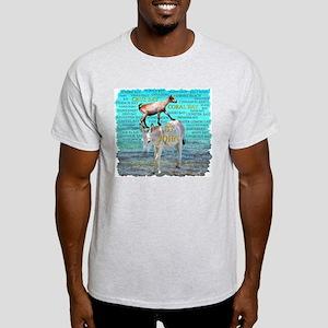 St. John Island Ash Grey T-Shirt