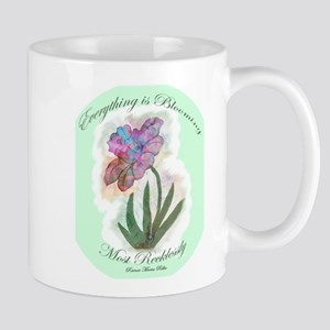 Everything Is Blooming Jonquil Mugs