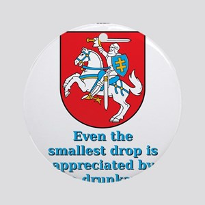Even The Smallest Drop - Lithuanian Proverb Round
